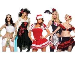 Новогодний праздник: выбор костюма