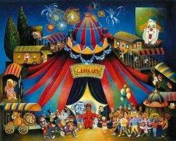 Цирк вчера и сегодня