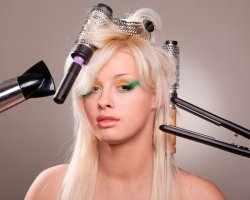 Как правильно сделать укладку волос