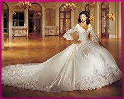 Свадебные платья для принцесс