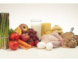 Правильное питание — залог красоты и здоровья