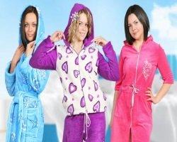 Женские домашние костюмы: полезные качества и особенности выбора