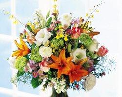 Заказ цветов через интернет — идеальный способ поздравить близких