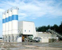 Надёжная бетоносмесительная установка