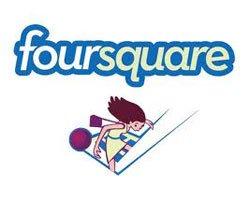 Foursquare выпустил приложение для iPad