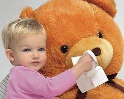Лекарство против насморка у детей
