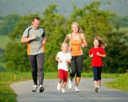 Здоровый образ жизни ведёт к счастью и долголетию