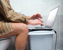 Человек и его зависимость от Интернета