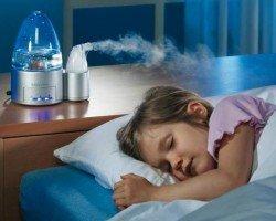 В чем польза увлажнителя воздуха?