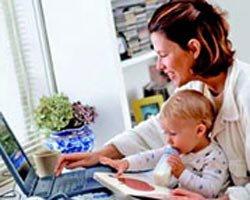 Как заработать в Интернете домохозяйке?