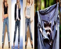 Как приобрести джинсы в интернете