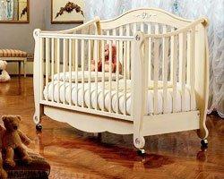 Советы по выбору детских кроваток для новорожденных