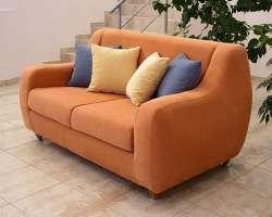 Выбор мягкой мебели для дома по ее обивке