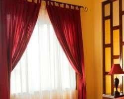 Новые шторы и карнизы от салона штор Акмэ
