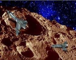 Нашли «кладбище космических кораблей»