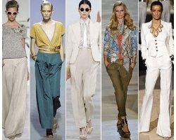 Какие женские брюки купить на лето?
