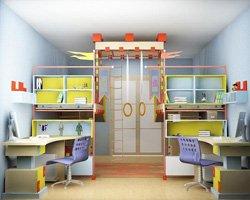 Из чего делают детскую мебель