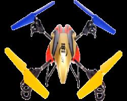 Квадрокоптер – игрушка ХХІ века