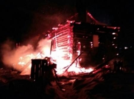 Мужчина и женщина не выжили после пожара