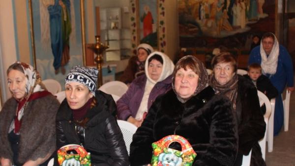 Жители Лаишева поздравляют православных с Рождеством Христовым. ВИДЕО