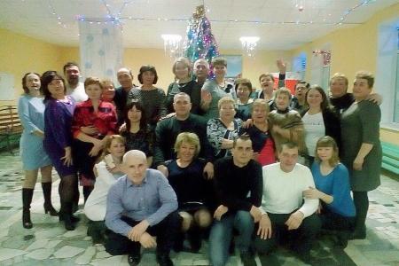 В Никольском доме культуры отмечают Святки и Старый Новый год