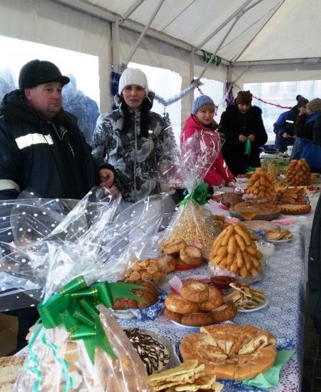Специалисты ветеринарной службы Лаишевского района — участники праздничной программы в Казани