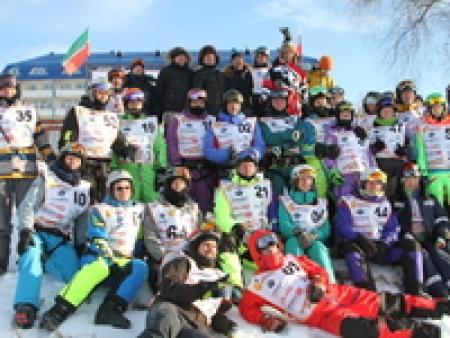 В Лаишевском районе прошли всероссийские соревнования «Оранжевый ветер — 2018»