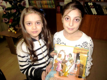 Дети познакомились со знаменитыми француженками