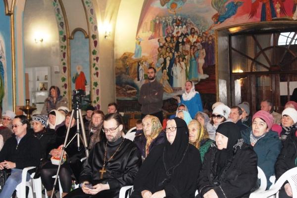 Рождественский концерт. Софийский собор. ВИДЕО. Части 1 и 2