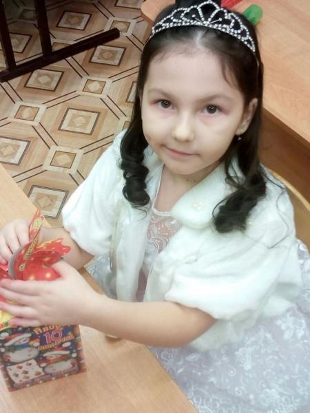 ФОТО на конкурс «Новогодняя сказка». Участник – Эльвина Хусаинова