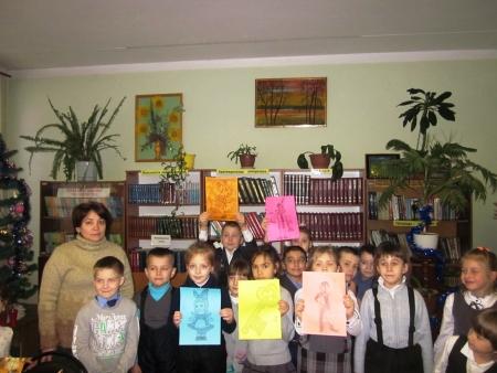 Дети весело отметили юбилей известного сказочника