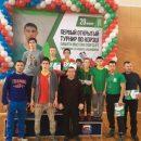 Лаишевские борцы — лучшие в Татарстане