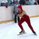 Сегодня на стадионе ЛСОШ №2 соревновались конькобежцы
