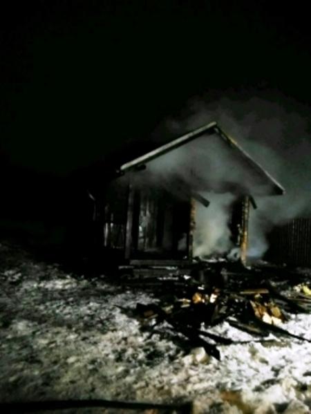 Баня с огоньком или Соблюдай правила пожарной безопасности