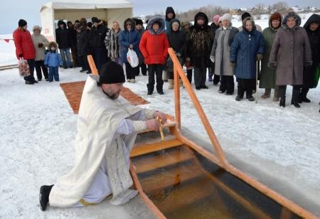 Когда и где в Лаишевском районе пройдет освящение воды