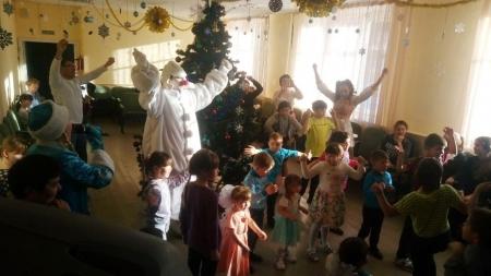 Зачем в Лаишевский детский дом приезжали сотрудники Арбитражного суда