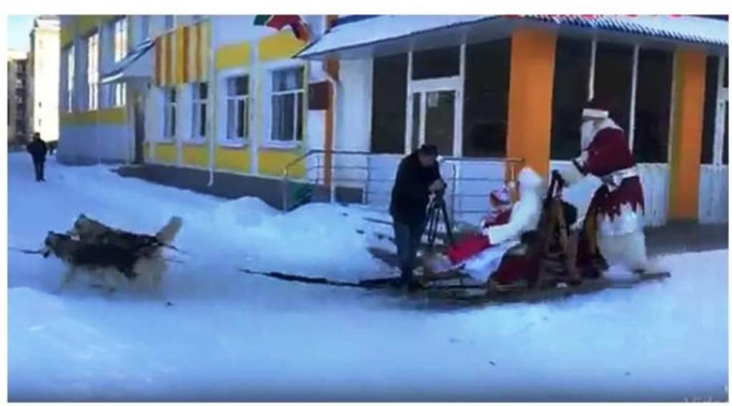 В Лаишевском районе идут съемки фильма