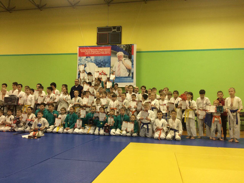 Пять медалей завоевали лаишевские каратисты в Марий Эл