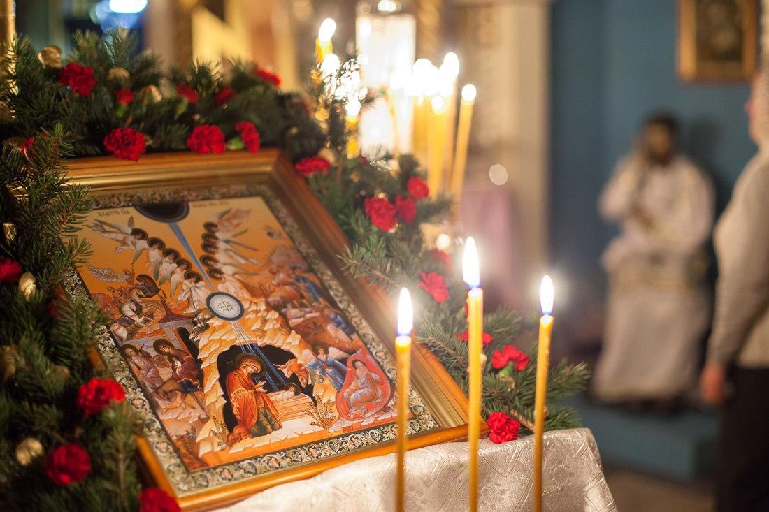 Светлые воспоминания о Рождестве Христове