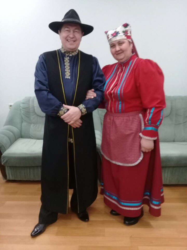 Отмечен Фольклорный коллектив «Сурәкә»