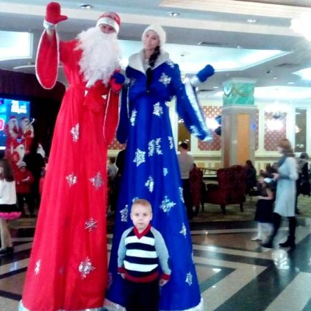 ФОТО на конкурс «Новогодняя сказка». Участник – Дарья Белоусова