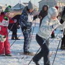 Мороз лыжникам не страшен или Лыжня-2018 в Больших Кабанах