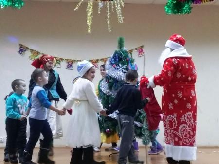 Рождественская сказка для больших и маленьких