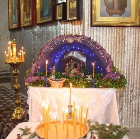 Рождество. Лаишево. Фотогалерея и видеопоздравление от жителей Лаишева
