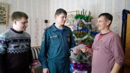 Что делают сотрудники МЧС и соцзащиты Лаишевского района, чтобы предотвратить пожары