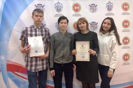 Химик-девятиклассник Столбищенской СОШ успешно выступил на республиканской олимпиаде