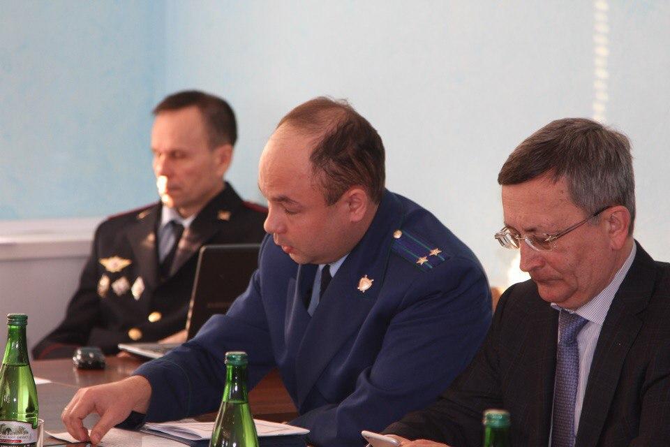 Сотрудники полиции Лаишевского района подвели итоги за 2017 год