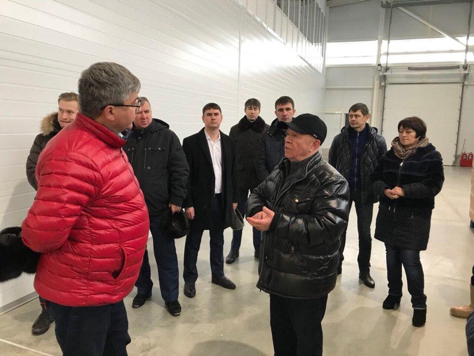 В Лаишевском районе создаются рабочие места. Медико-инструментальный завод