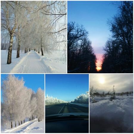 ФОТО на конкурс «Зимнее настроение». Участник – Виктория Никитина