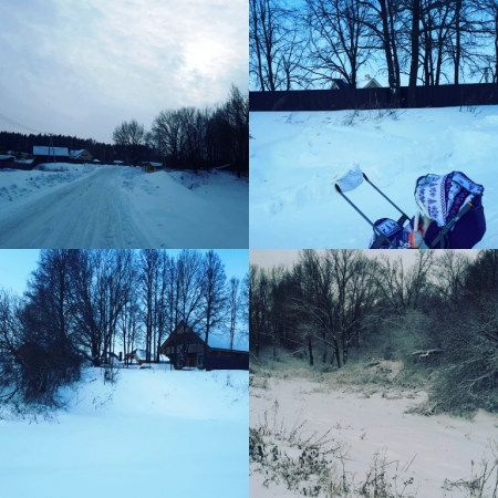 ФОТО на конкурс «Зимнее настроение». Участник – Екатерина Столярова